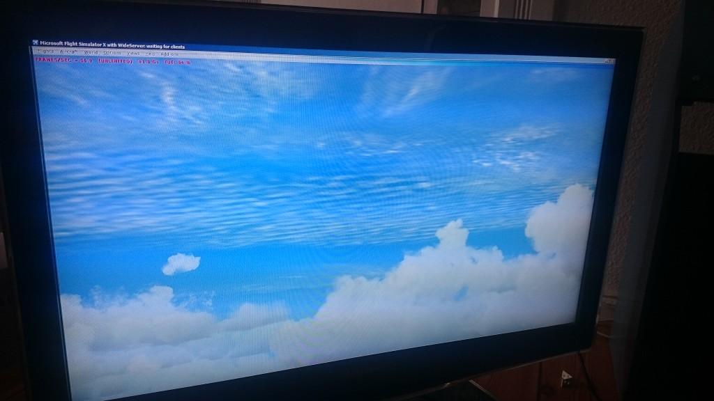Detailreiche Wolkendarstellung durch Active Sky Next
